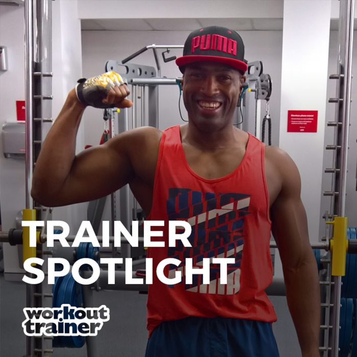 Workout Trainer by Skimble: Trainer Spotlight: Daniel Bediako