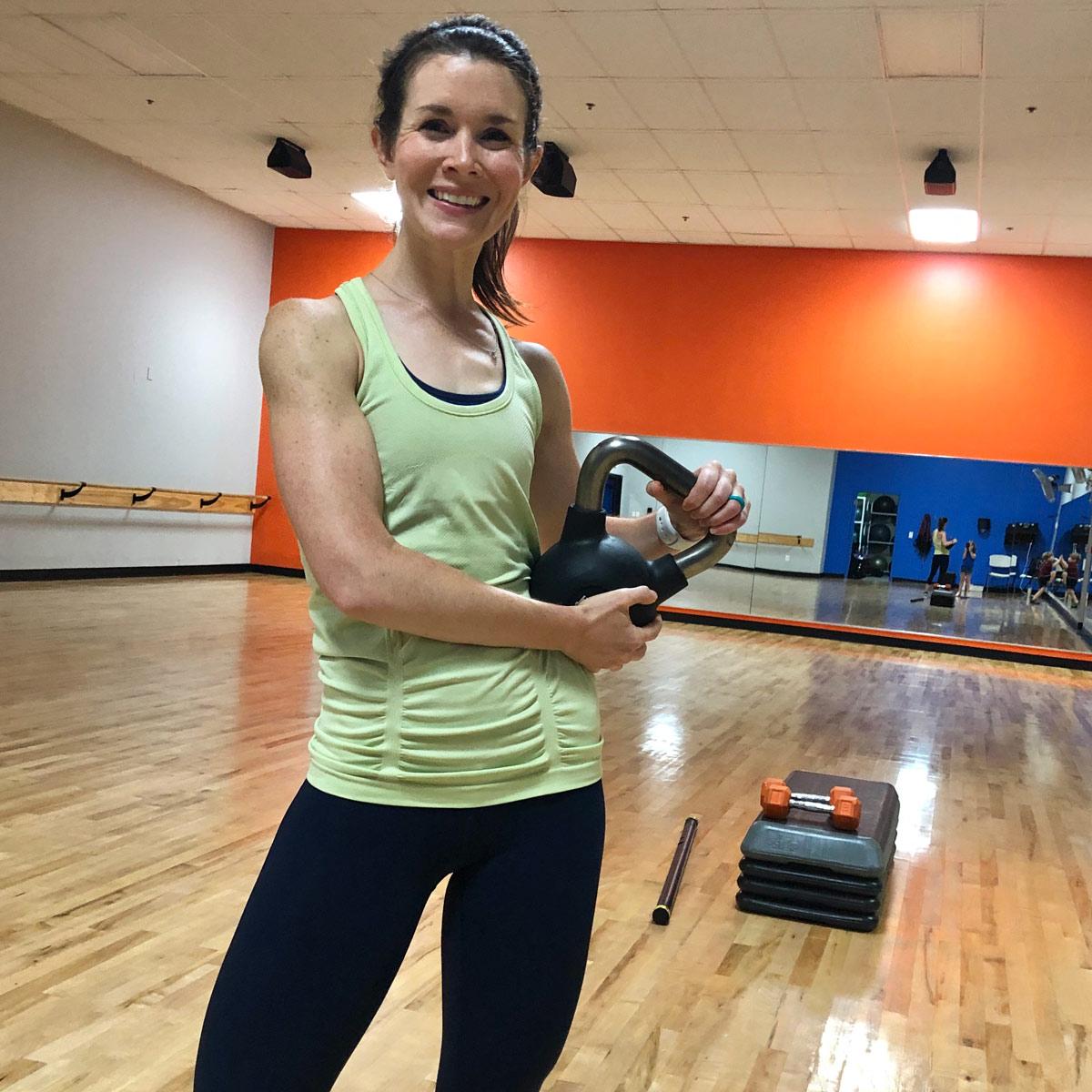 Workout Trainer by Skimble: Trainer Spotlight: Janet Harritt