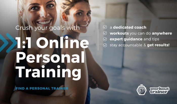 Workout Trainer Launches 1:1 Online Personal Training in 30+ Countries