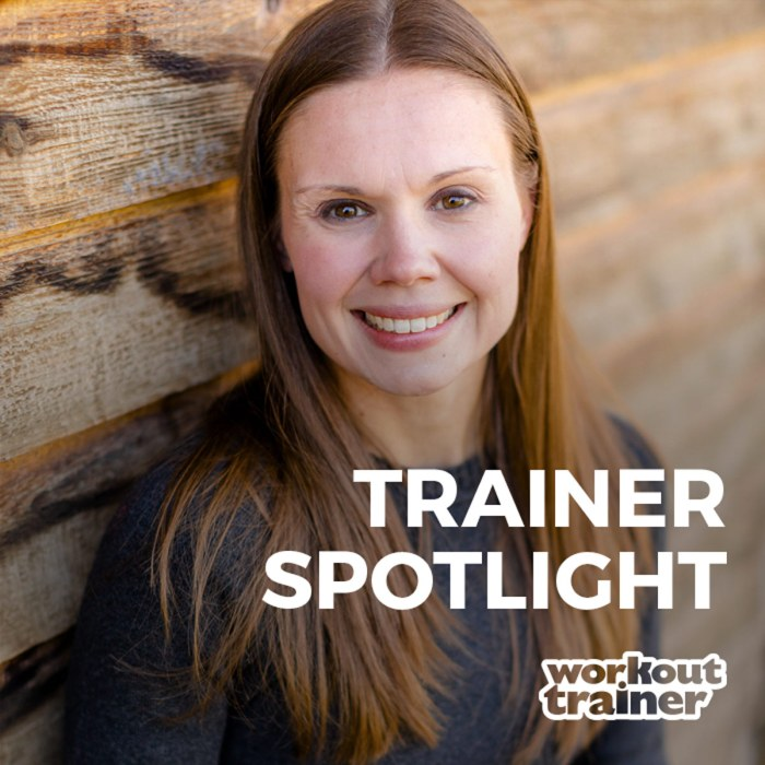 Workout Trainer by Skimble: Trainer Spotlight: Lisa McNett
