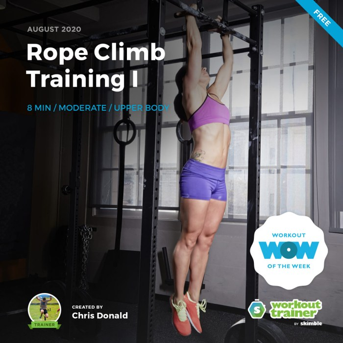 Female Trainer performing Neutral Grip Hang exercise on pull-up bar
