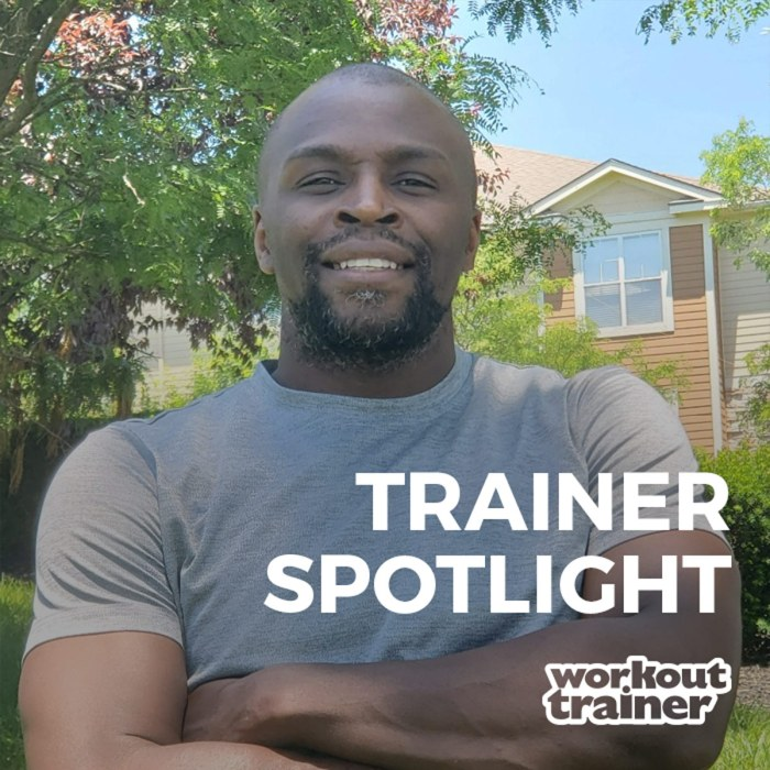 Featured Skimble Trainer Christopher Brooks from Toledo, Ohio