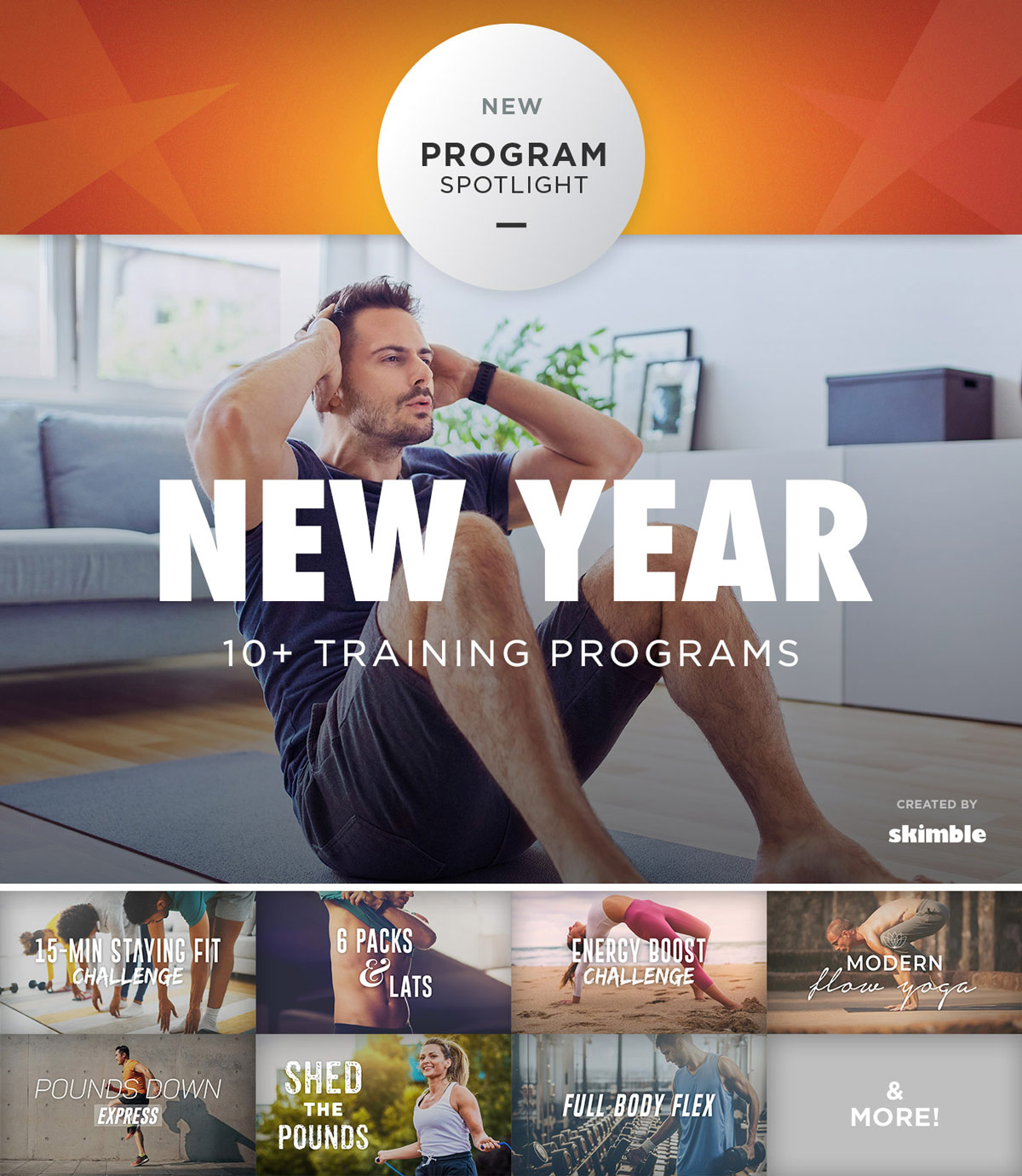 Workout Trainer app - 10+ New Training Programs for 2021