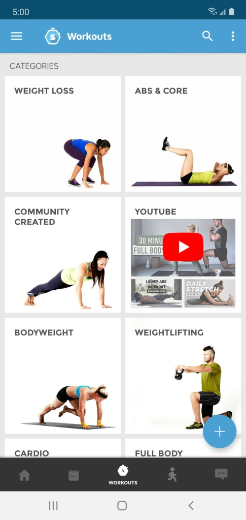 Workout Trainer now hosts full-length YouTube workout videos